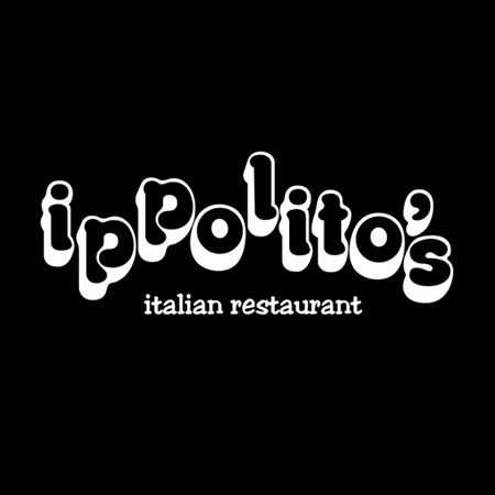 Ippolito's logo in the early 2000's