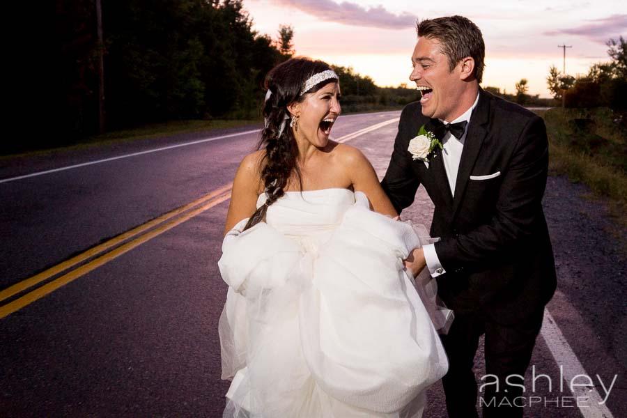 Jen Chris La Chamenoise Wedding