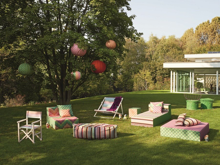 The Macrocrochet Outdoor collection