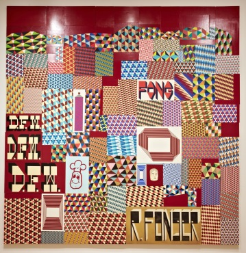 Barry McGee at Cheim and Reid goes from September 12  to October 26, 2013