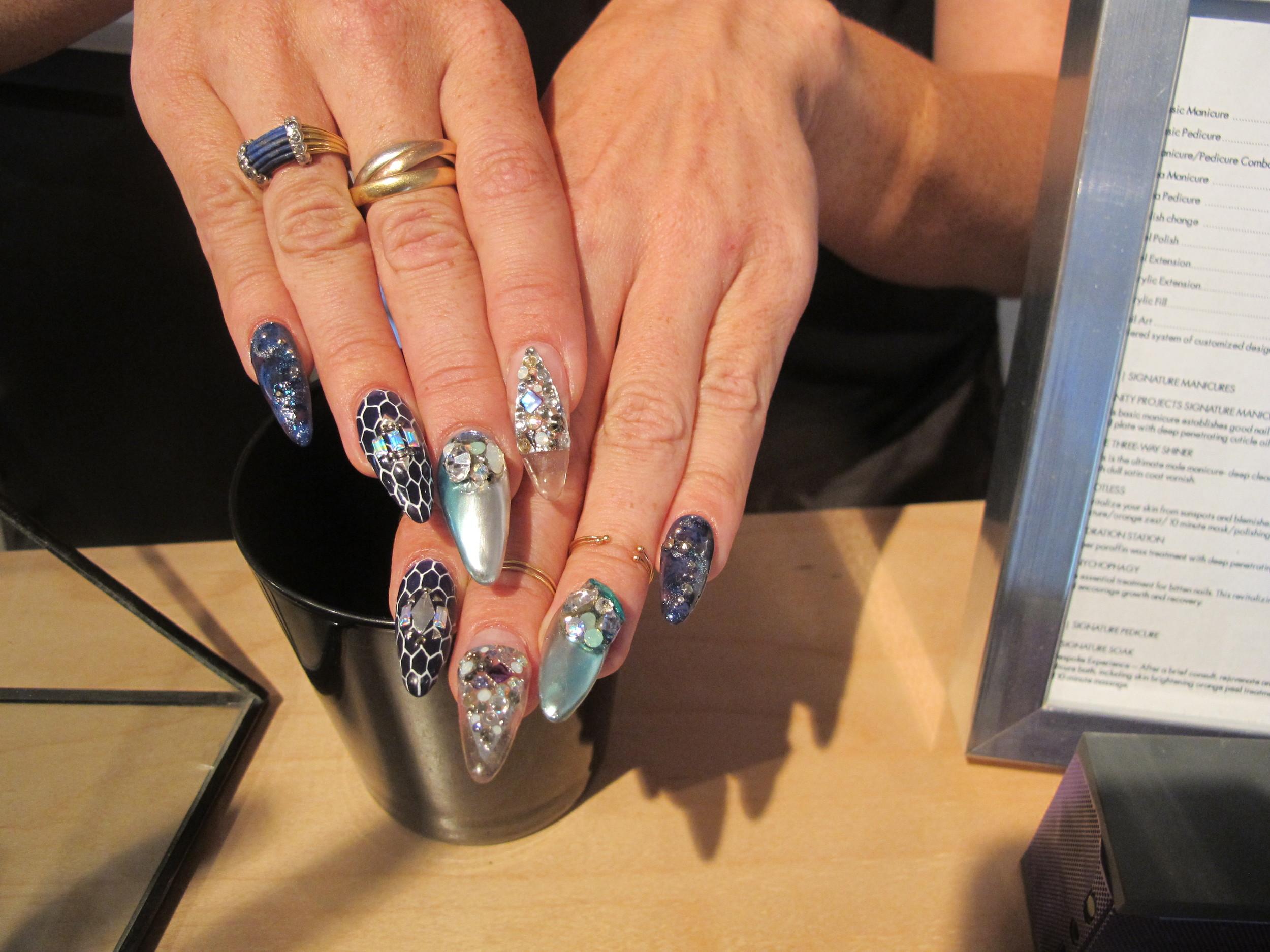 Rita's nails