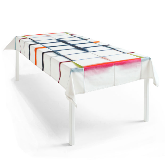 """Fold and Unfold"" tablecloth by Hay & Margrethe Odgaard"