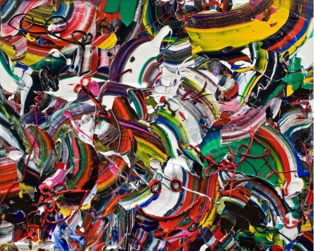 Michael Reafsnyder - Spring Fling, 2011 - Available at Art Basel Miami Beach with  Ameringer McEnery Yohe - Booth H-03