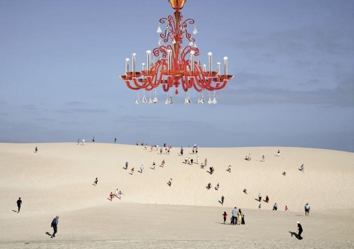 "From the ""Desserts"" series, this photo was taken in Fuerteventura, Spain."