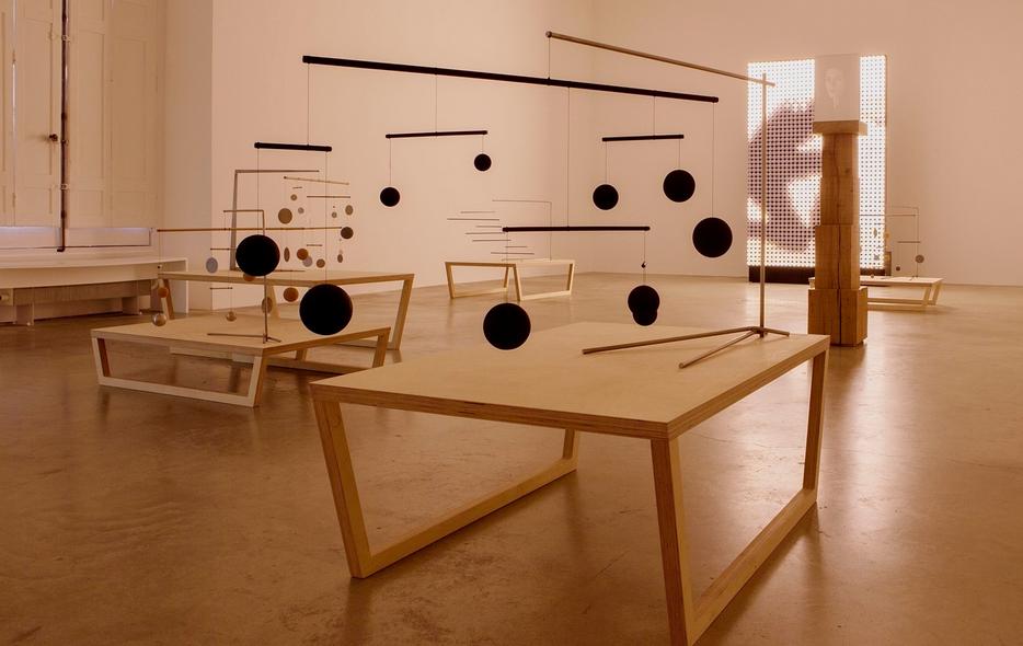 "Xavier Velhan's ""Music"" exhibition at Galerie Perrotin"