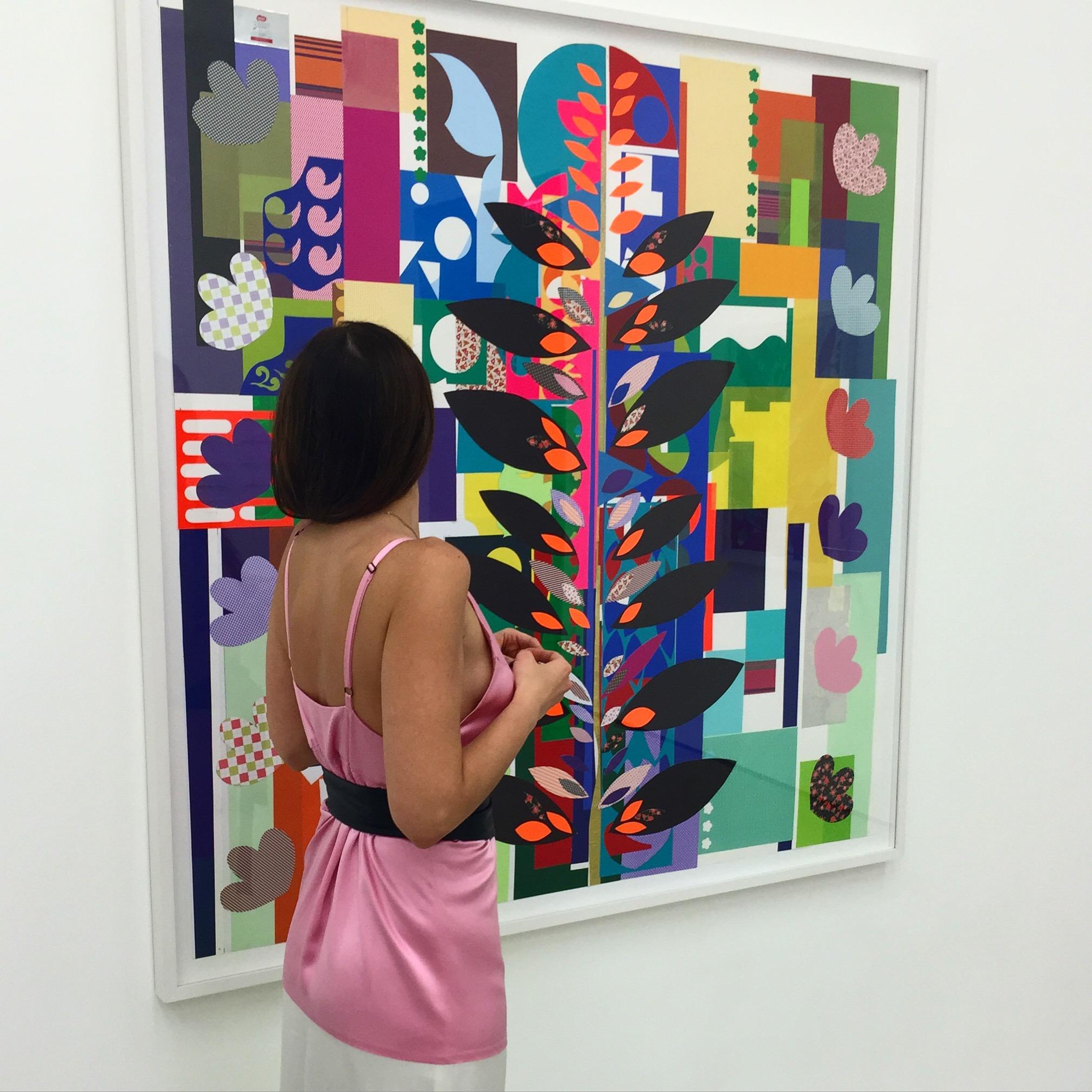 Beatriz Milhazes at White Cube
