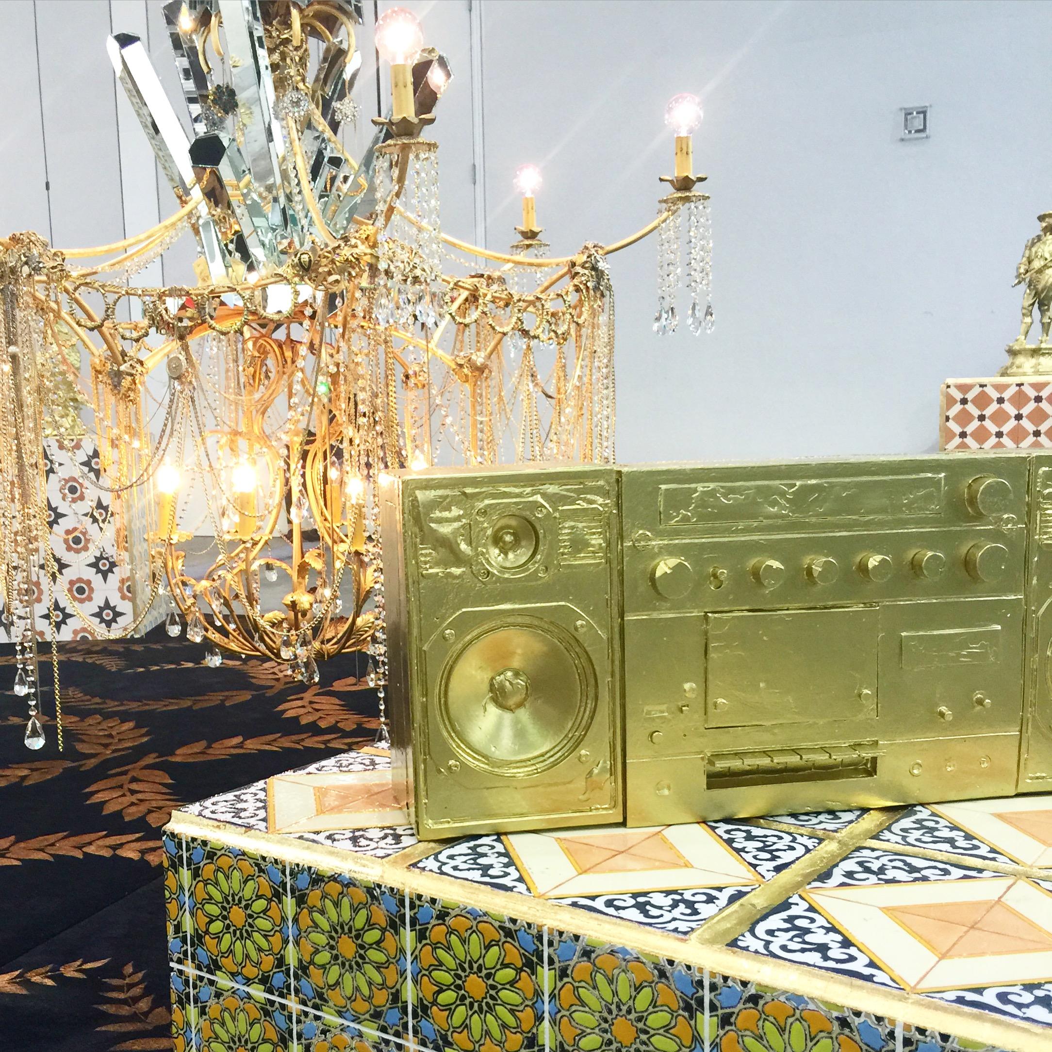 Carlos Rolon/Dzine's installation