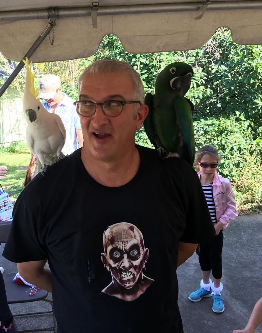 Fun with Birds - Chef David Daniel with Planet Chef