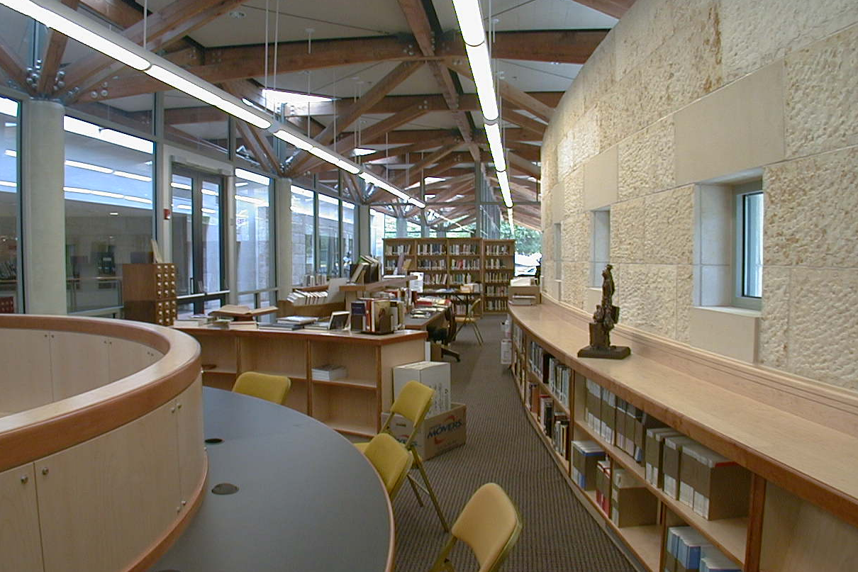 Temple Rodef Shalom Library