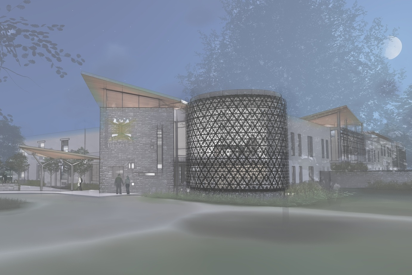 Washington DC Area Synagogue Expansion