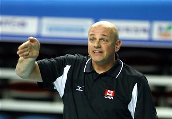 Glenn Hoag. Photo: FIVB