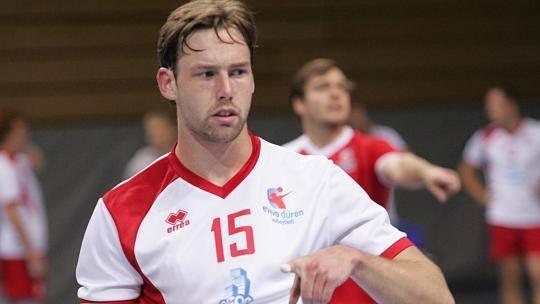 Canadian national team member Ciaran McGovern plays for Evivo Duren of the German Bundesliga, along with Canadians Erik Mattson and Steve Hunt