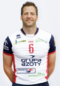 Dan Lewis is playing his second stint for Zaksa, and now Dustin Schneider has joined him  Photo: Zaksa