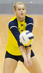 Can Jenn Cross and the Michigan Wolverines make another Final Four run?