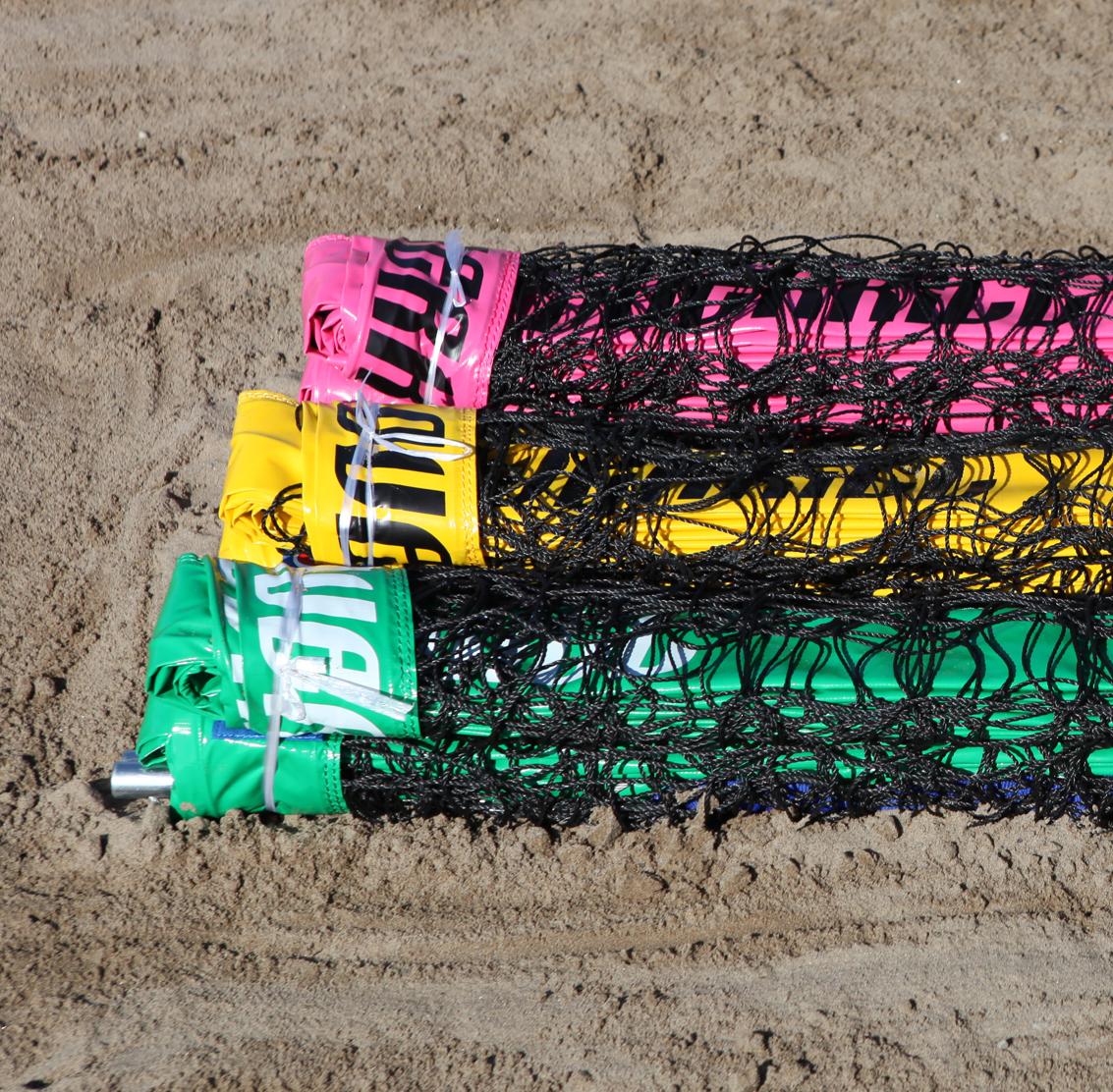 Overkill Beach Volleyball Net
