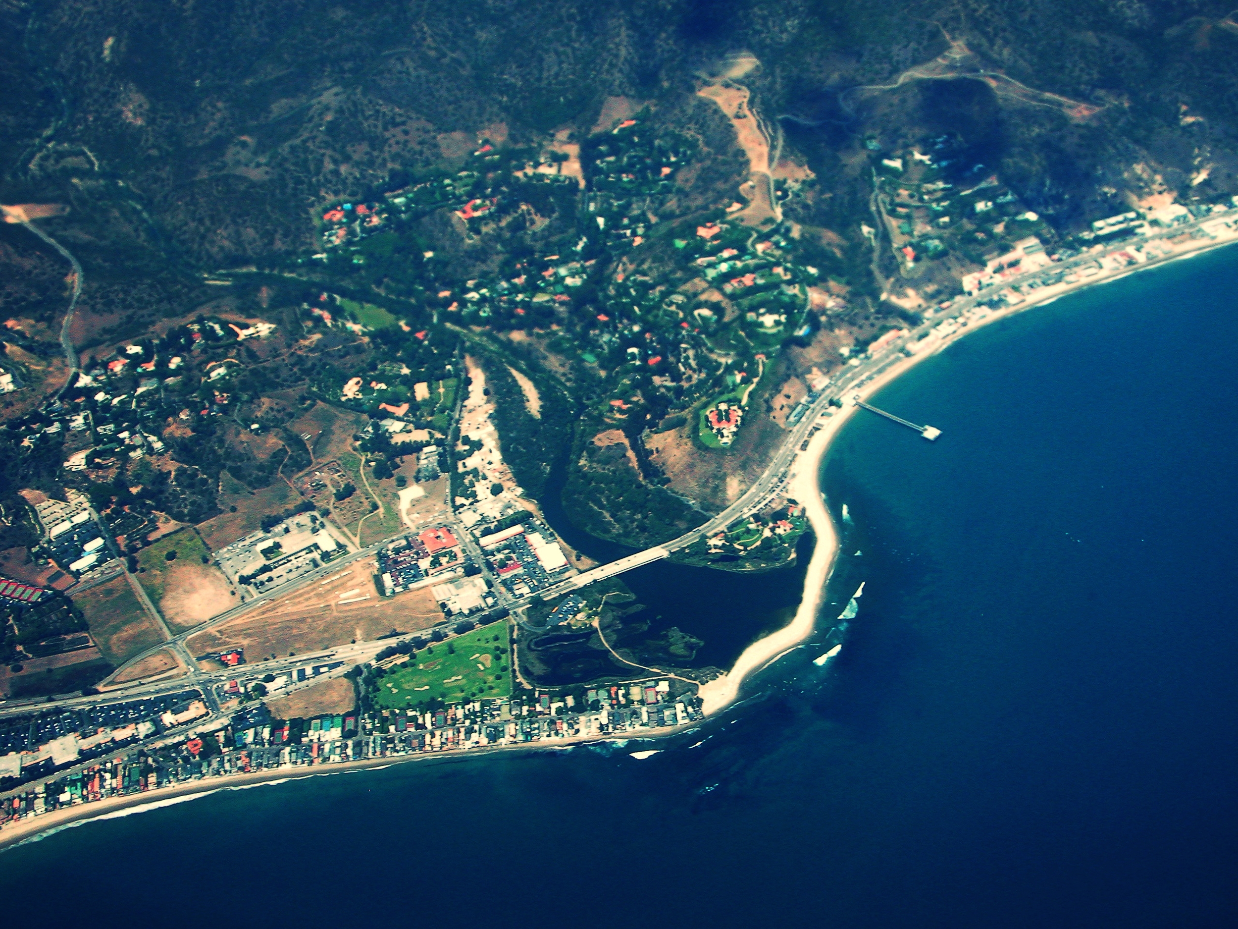 Malibu, California - Home of Pepperdine University (Photo: Wikipedia)