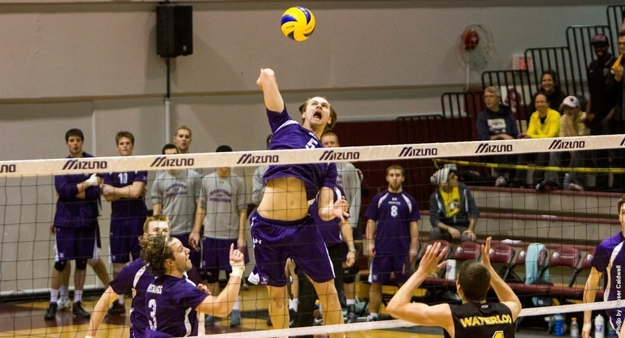 Western and Waterloo go head-to-head on Friday night for second in the OUA.