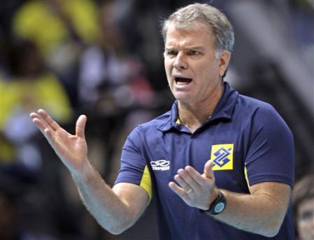 "Bernardo Rezende ""Bernardinho"" Photo: Fox Sports"