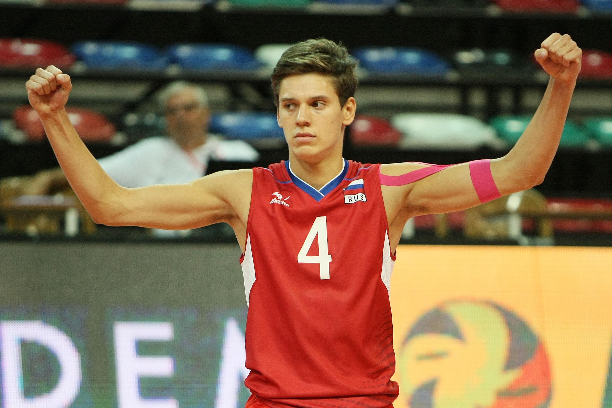 Victor Poletaev - Photo: FIVB