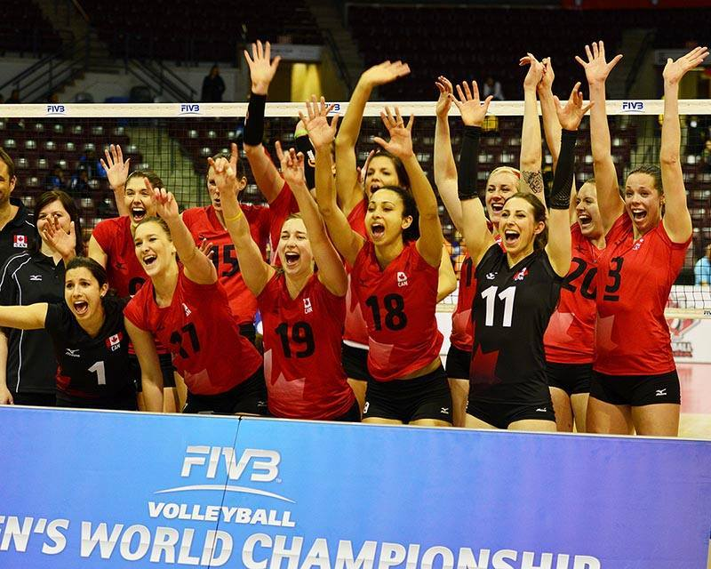 Volleyball BC is looking to bring the women's National team to the Richmond Oval.