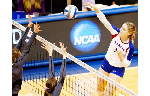 Caroline Jarmoc (Calgary) leaves Kansas as one of the All-Time greats - can she do the same in Poland?