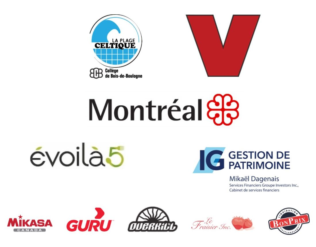 A special thank you to our sponsors -