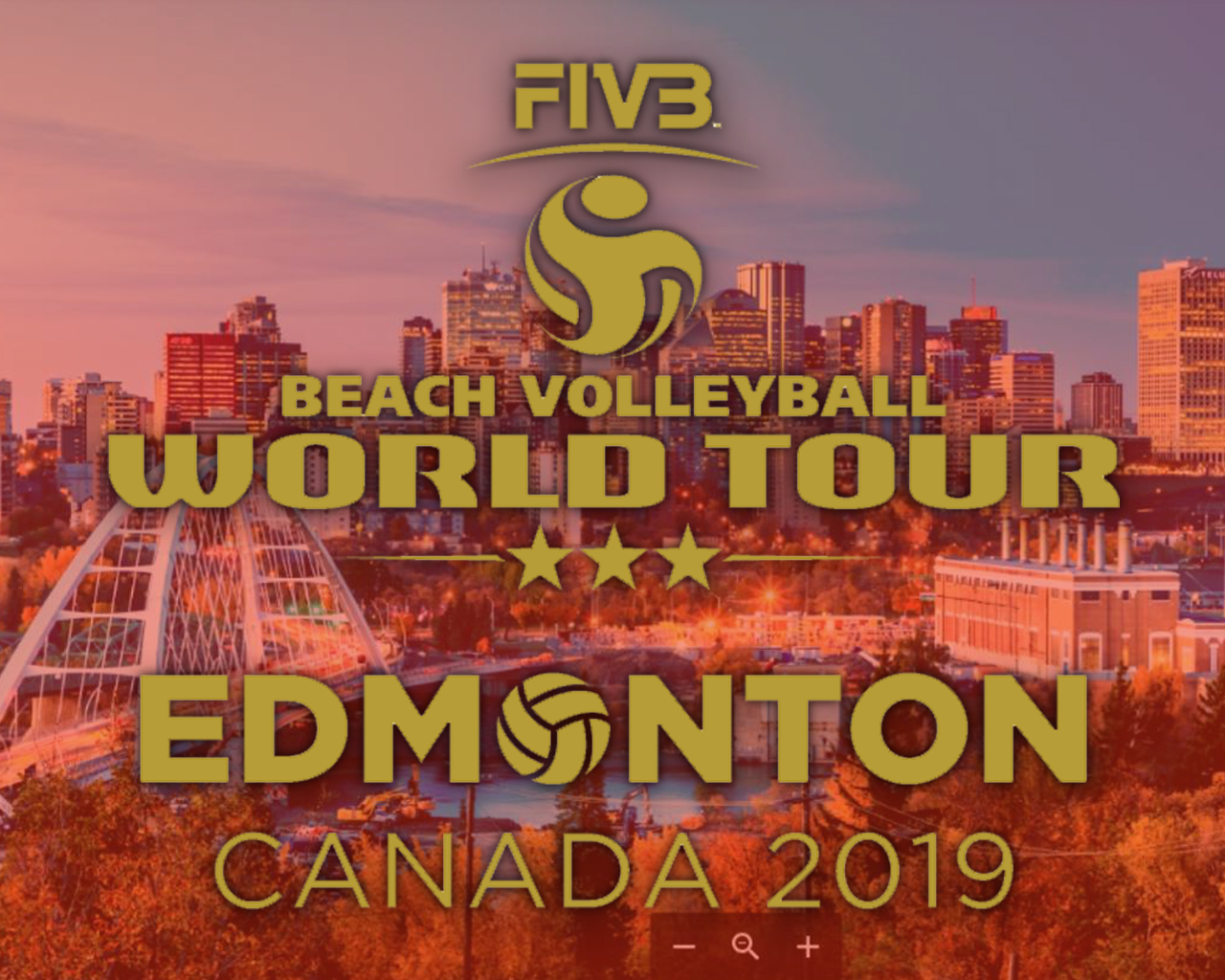 A Homecoming of Champions - 2019 FIVB Edmonton July 17th - 21st