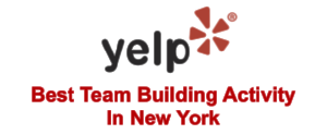 Yelp - Best Team Building Activity in New York