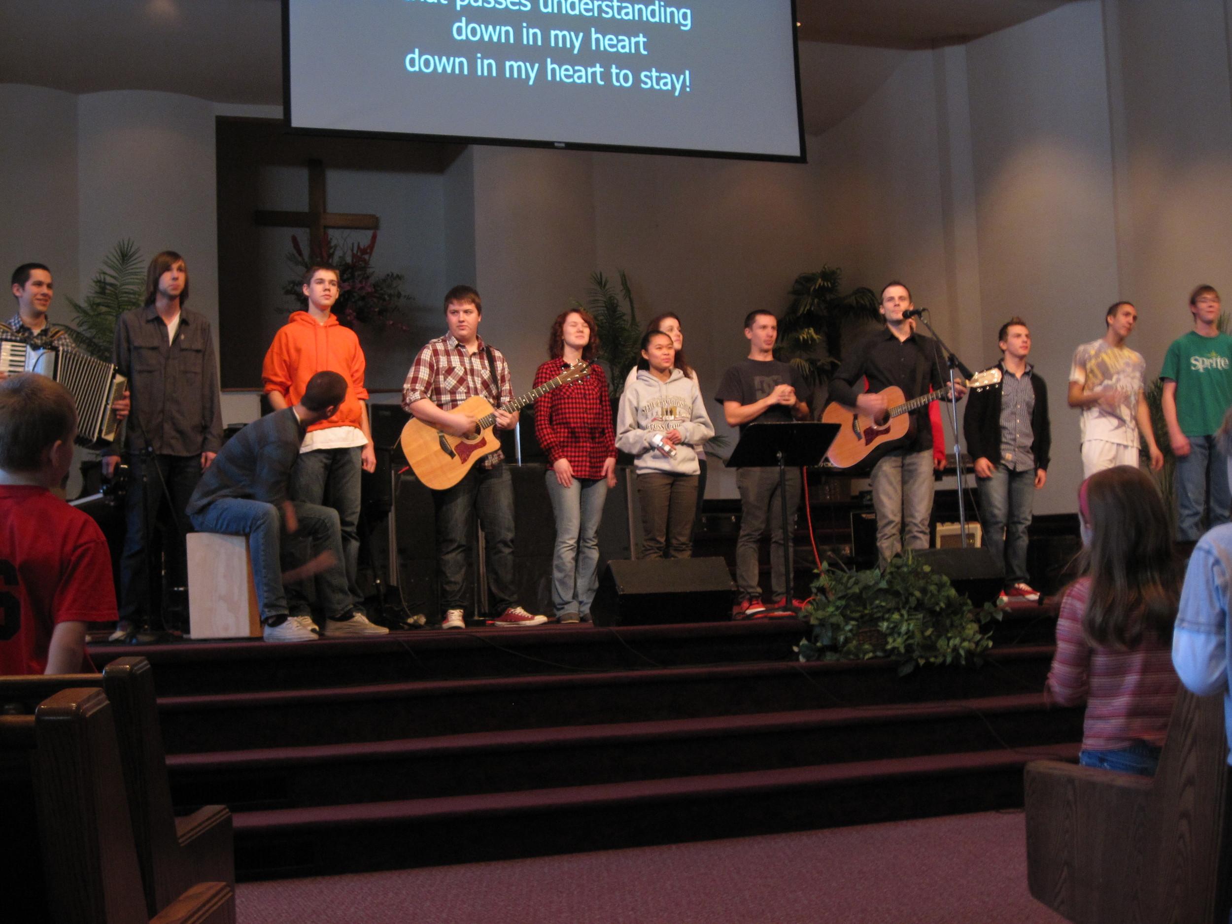 Weekly Chapel