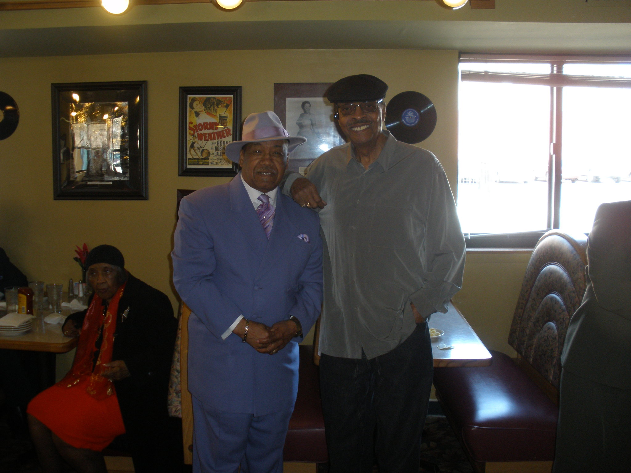 Herb Kent and Marshall Thompson