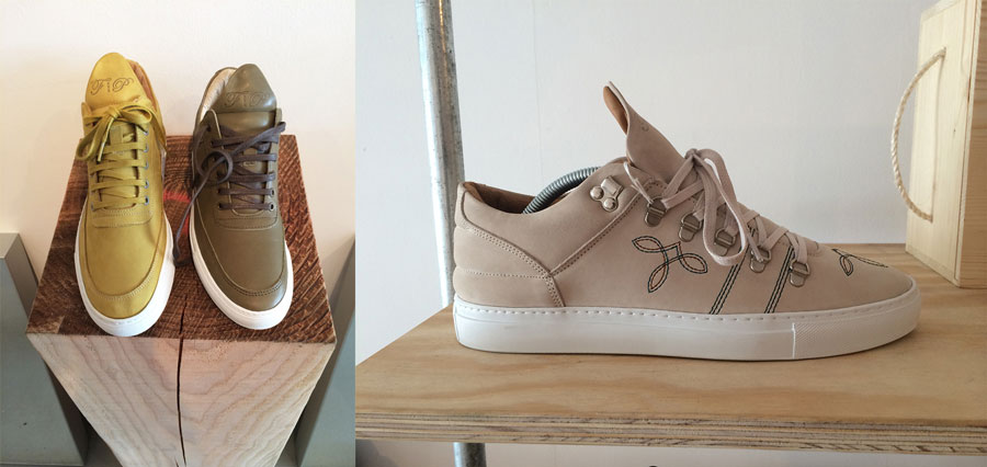 Merchandise at Filling Pieces