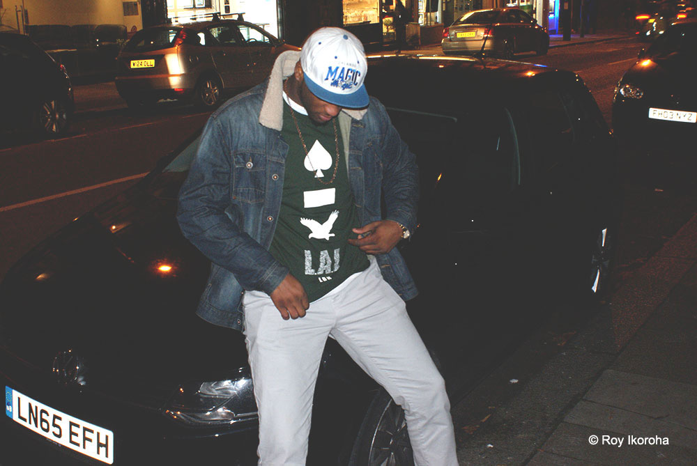 Marvin wearing AW15 FOREST (green)   Available now.