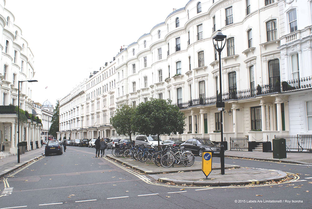 Notting Hill streets