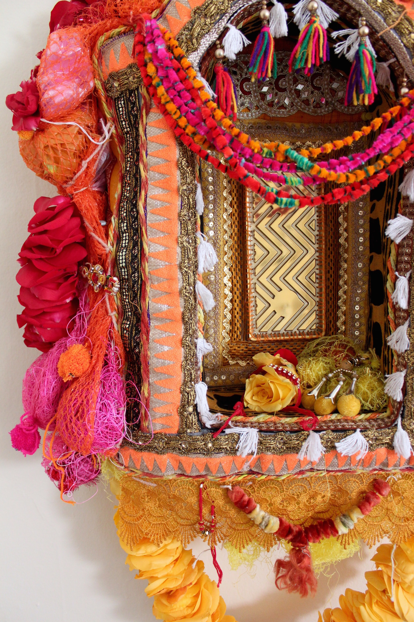 Home Shrine (Apple Altar)