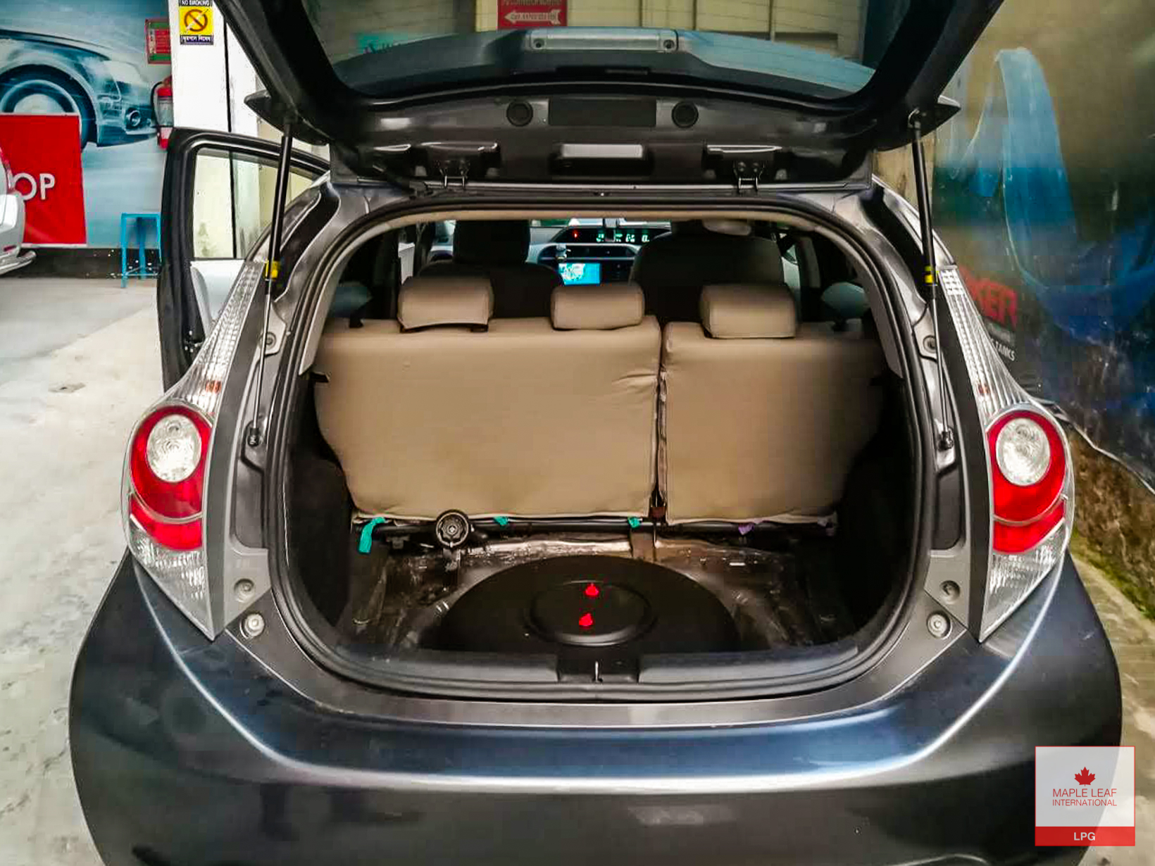 The days of the LPG tank taking over your boot are gone. There are new tank innovations that preserve your boot space for important things, like luggage! The new toroidal LPG tanks are doughnut shaped and typically are fitted within the spare wheel well.