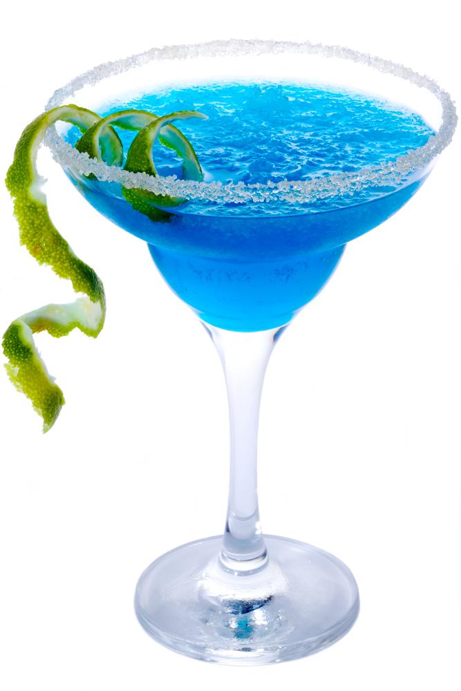 Blue Iguana Margarita