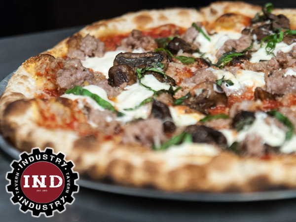 $3 Off Any Pizza   Industry Tavern  |  Buckhead