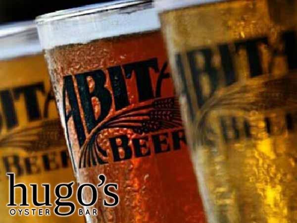 $3 Abita Draft   Hugo's Oyster Bar  | Roswell