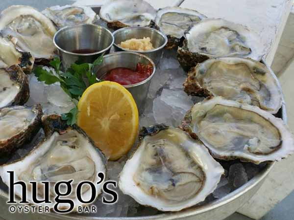 Buy 1 Dozen Gulf Oysters Get The 2nd 1/2 Off   Hugo's Oyster Bar  | Roswell