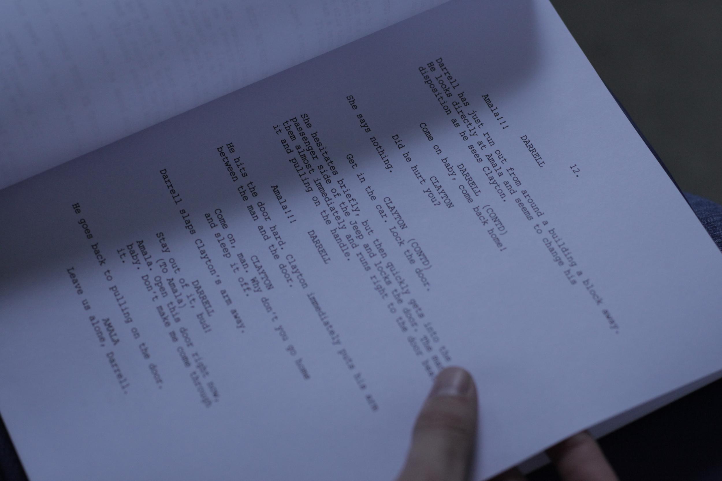 Script Breakdowns