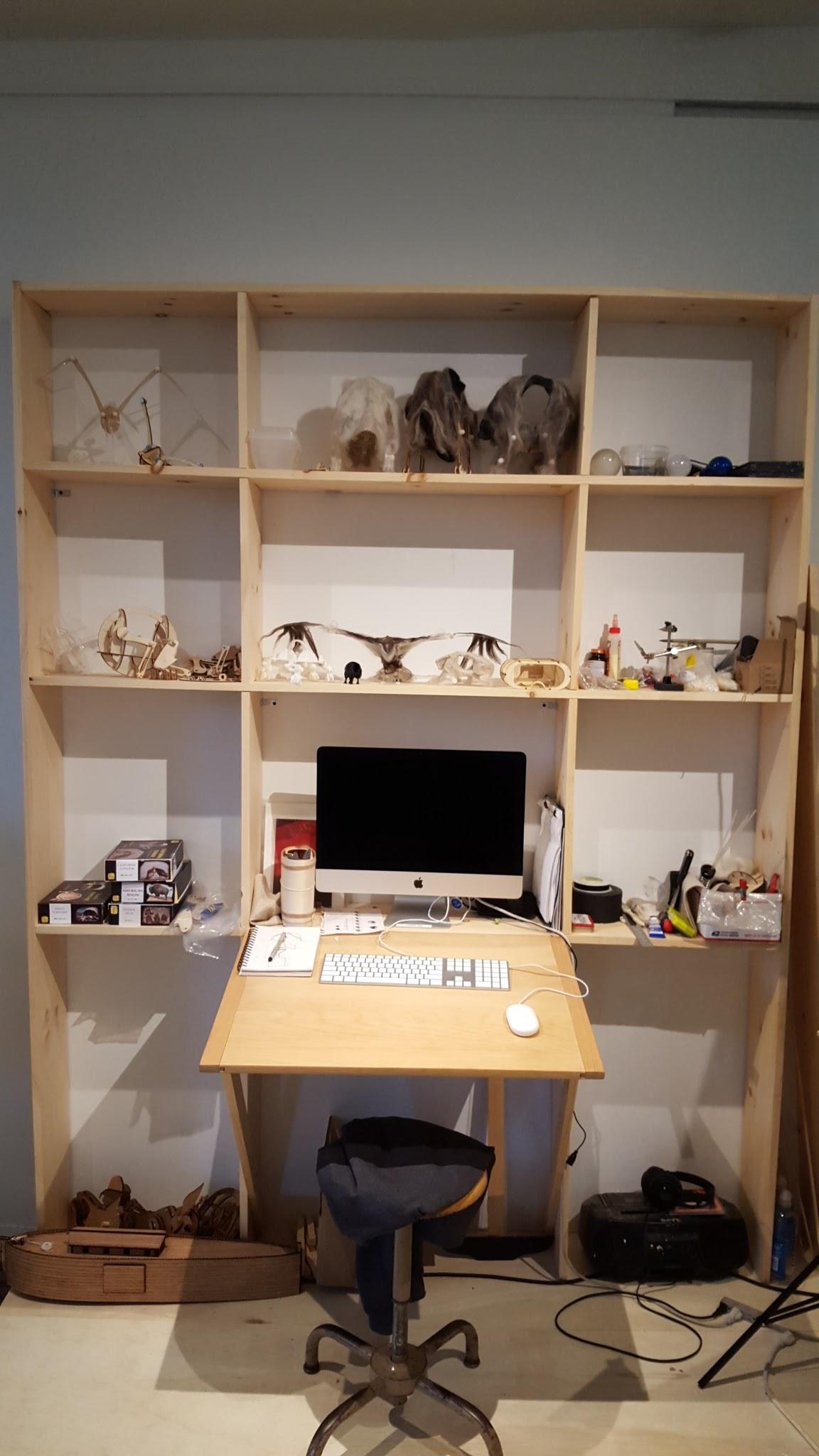 Galleon workspace