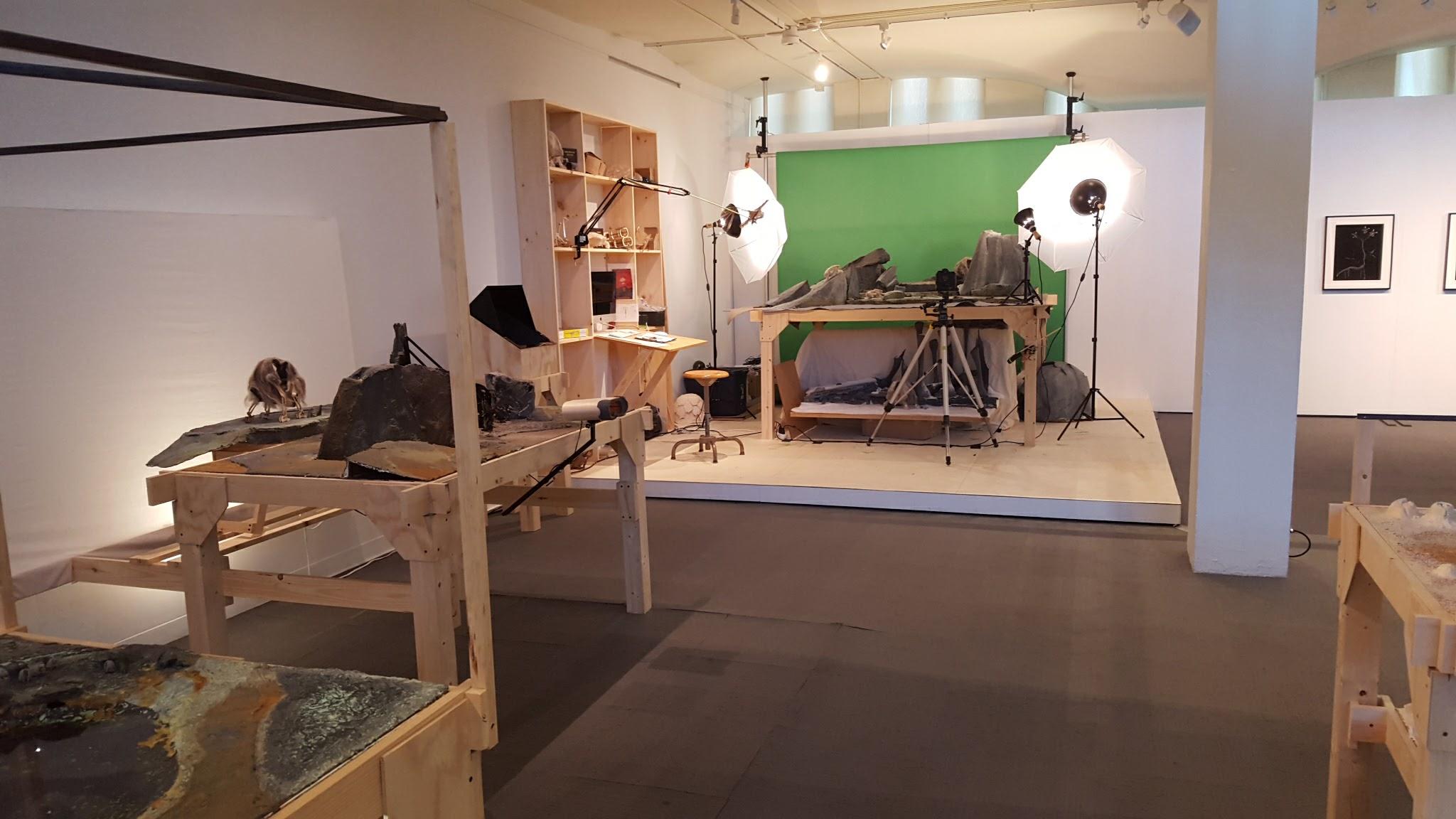 Galleon set and workspace installation