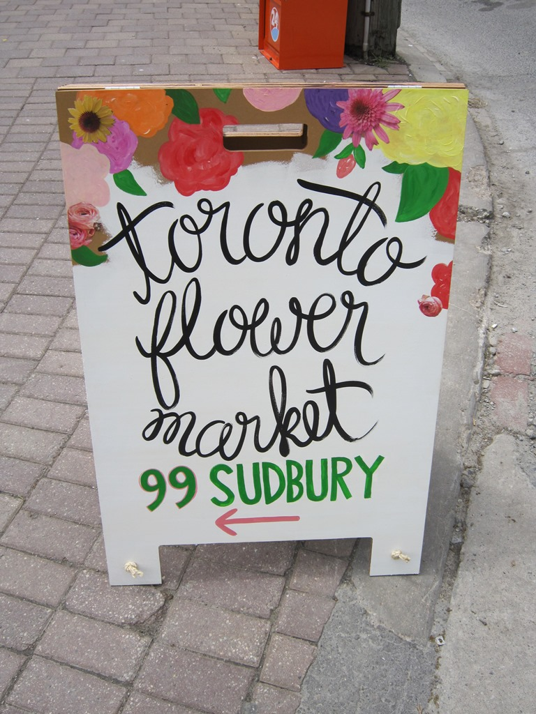Toronto Flower Market   Karly Moore - Toronto Real Estate