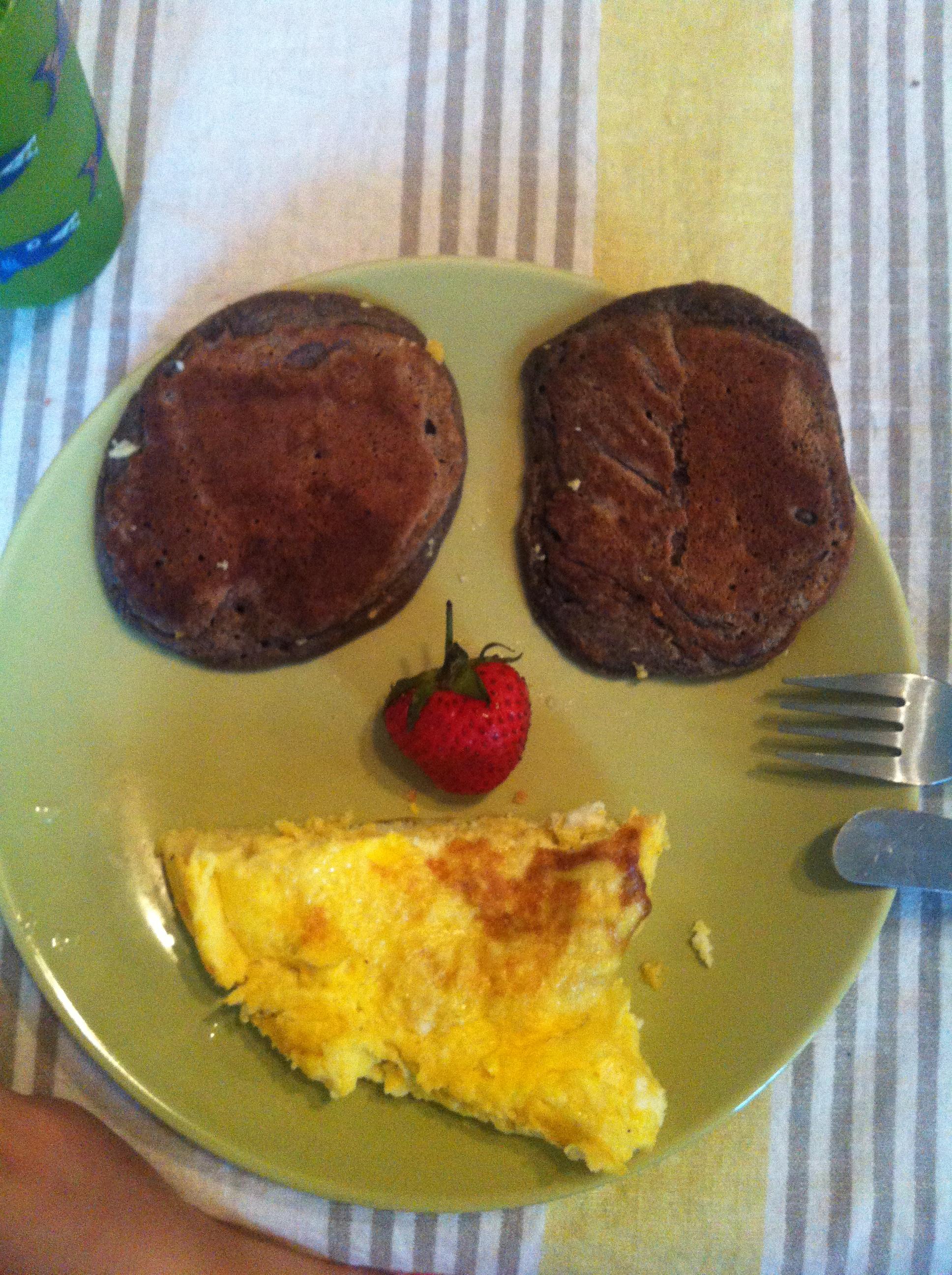 Ivy's breakfast