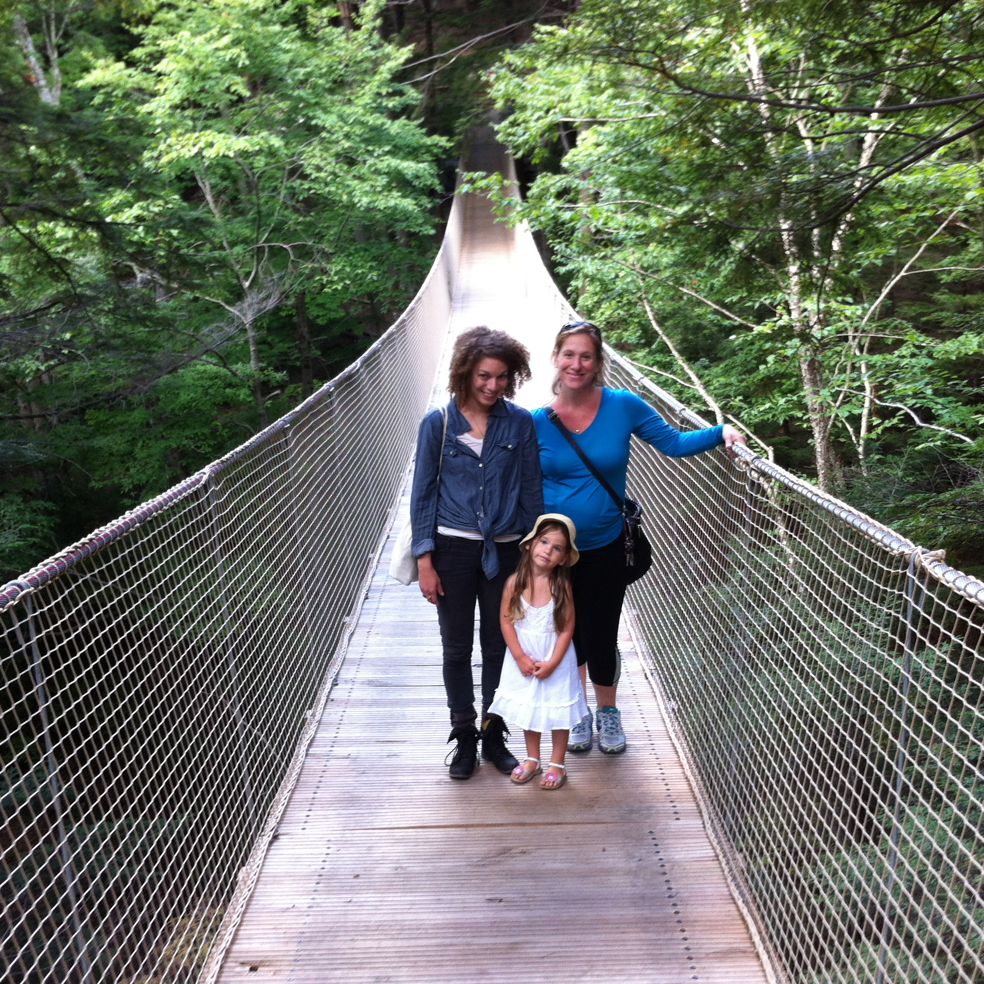 Having trouble getting out for some exercise on your own? Invite friends and family. Make your next outing a walk someplace lovely. Everyone will benefit and you will get your heart pumping.