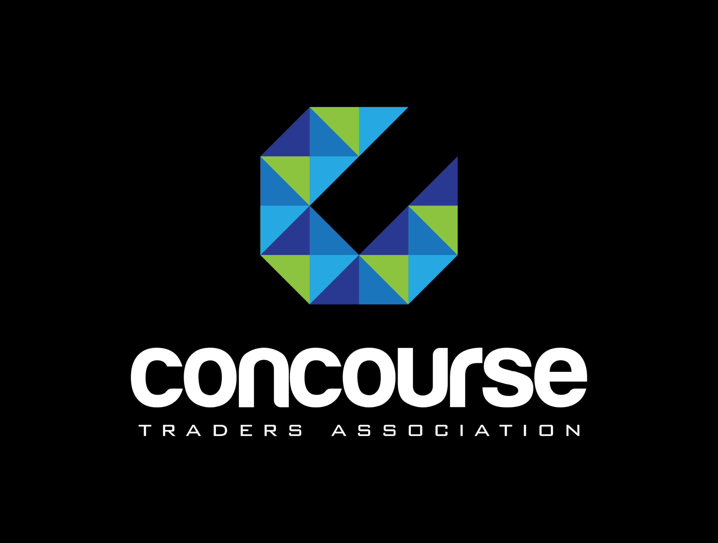 Concourse Traders Association Logo Design