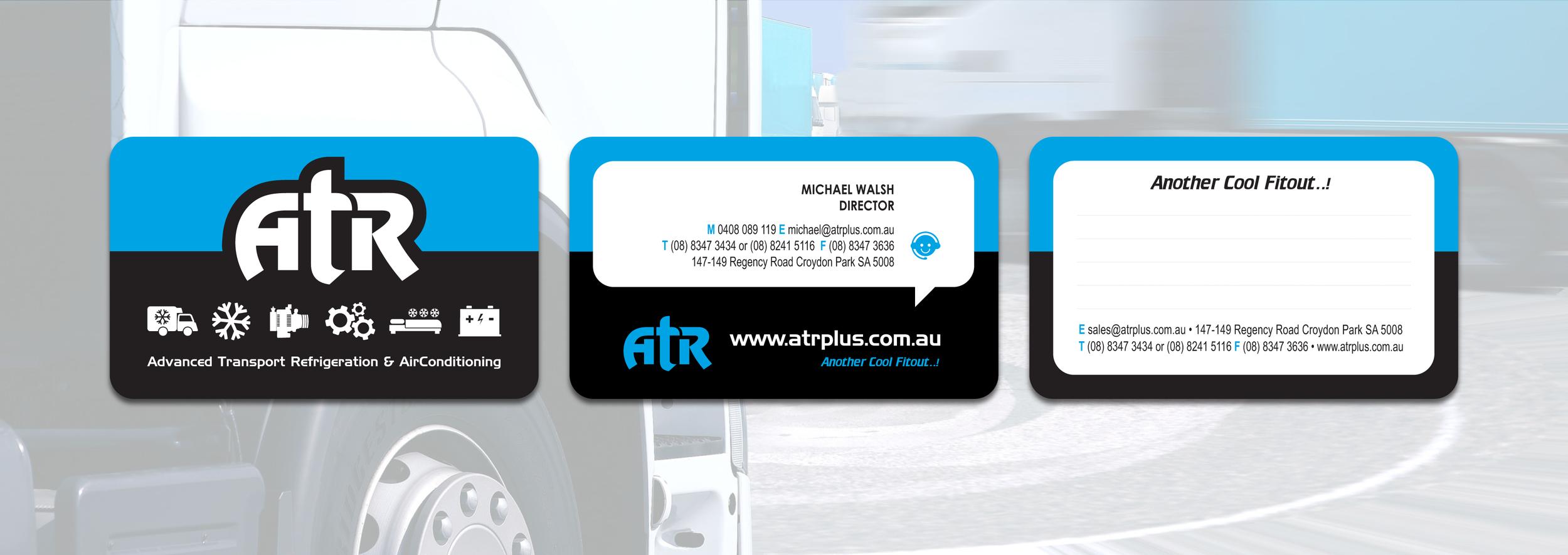 ATR Business Card