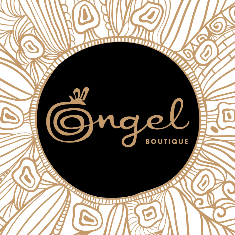 Angel Boutique Logo Design