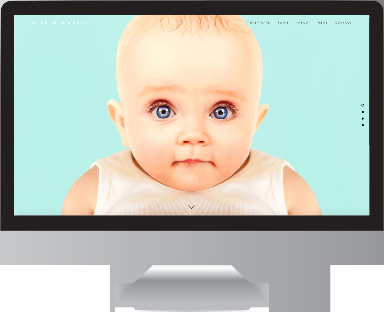 Bay Care Website Design