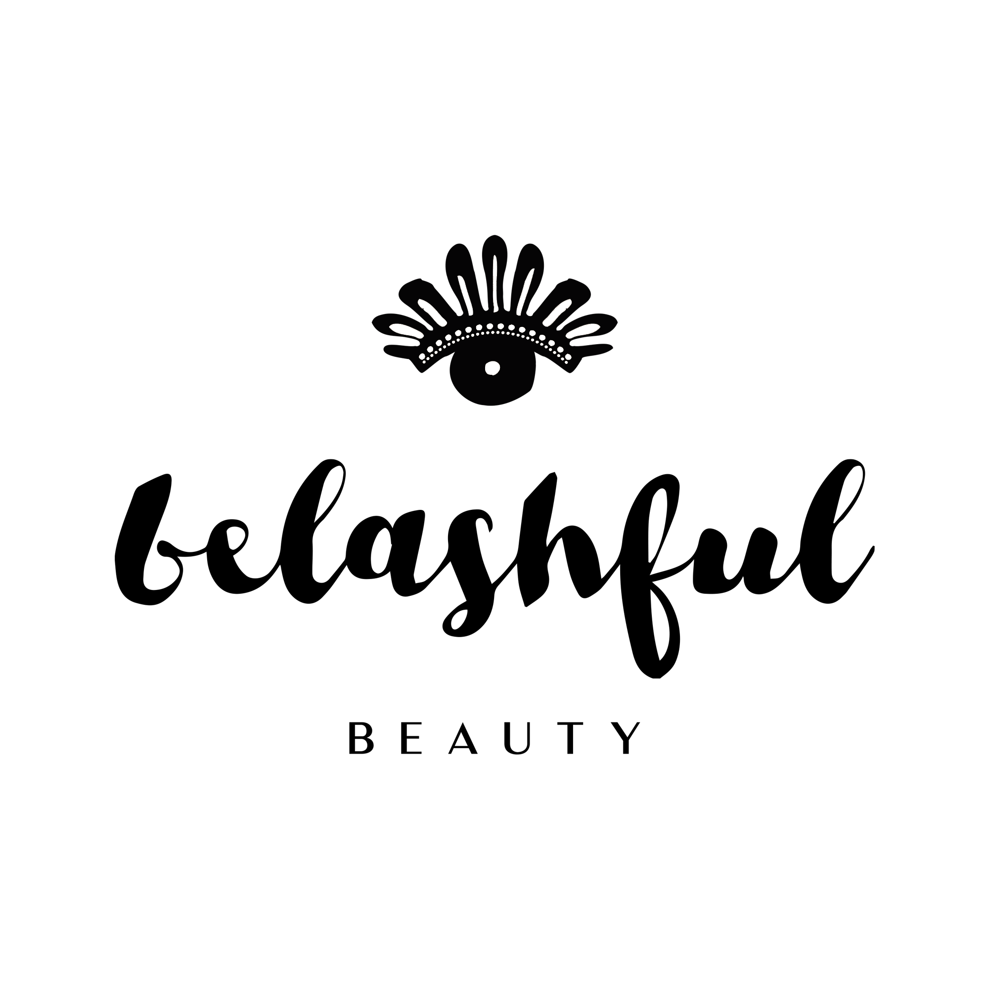 Belashful Beauty Logo Design